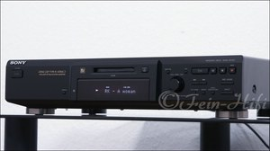 Sony MDS-JE440 Minidisc-Recorder mit MDLP (Longplay in Stereo)
