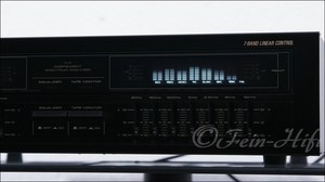 Pioneer GR-555 HiFi 7-Band Graphic Equalizer