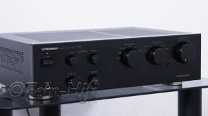 Pioneer A-301 kräftiger Stereo Vollverstärker