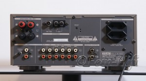 TEAC AG-H500 Stereo HiFi Receiver im Midi-Format champagner