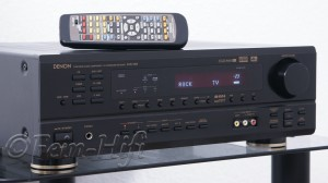 Denon AVR-1602 Dolby Digital DTS Surround Receiver