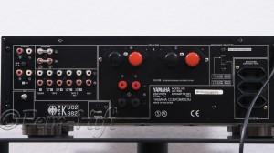 yamaha ax 592 kr ftiger vollverst rker amplifier fein hifi. Black Bedroom Furniture Sets. Home Design Ideas