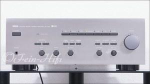 yamaha ax 730 kr ftiger hifi stereo verst rker gebraucht. Black Bedroom Furniture Sets. Home Design Ideas