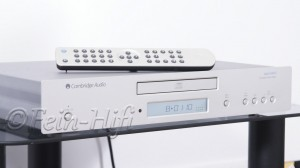 Cambridge Azur 640C CD-Player V1 silber