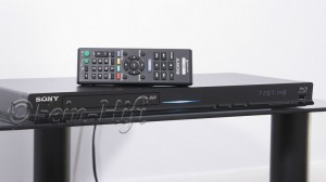Sony BDP-S480 Blu-ray Player