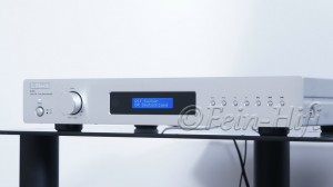 Block R-250+ DAB+ Digital Tuner silber