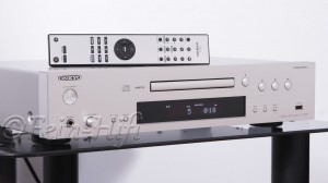 Onkyo C-7070 CD-Player mit MP3 silber