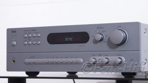 NAD C 720BEE Stereo 2.1 Receiver silber