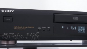 Sony CDP-XE210 CD-Player