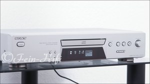 Sony CDP-XE270 HiFi CD-Player silber