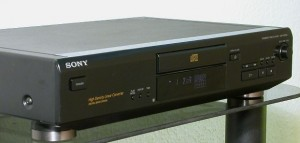 Sony CDP-XE300 CD-Player