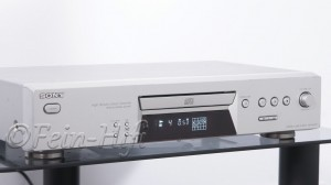 Sony CDP-XE 370 HiFi CD-Player silber