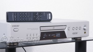 Sony CDP-XE570 CD-Player mit CD-Text silber