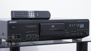 Sony CDP-XE900 Highend CD-Player der Spitzenklasse