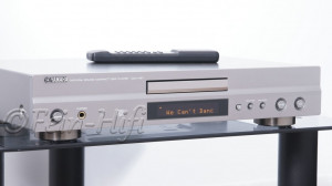 Yamaha CDX-497 CD-Player mit MP3 titan