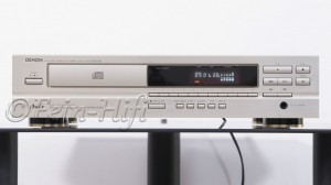 Denon DCD-595 CD-Player champagner