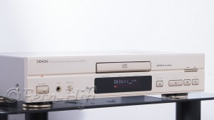 Denon DCD-735 HiFi CD-Player hell-champagner