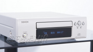 Denon DCD-F102 HiFi CD-Player silber