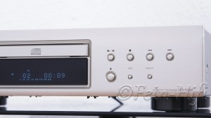 Tv, Video & Audio Denon Dcd-500ae Silber Ohne Fernbedienung