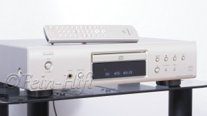 Denon DCD-510AE CD-Player mit MP3 silber