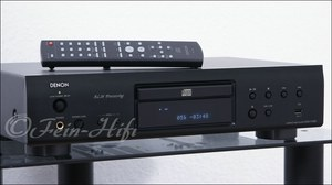 Denon DCD-710AE High-End CD-Player mit USB, WMA & MP3