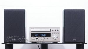 denon rcd m37 mini stereo anlage mit cd receiver usb. Black Bedroom Furniture Sets. Home Design Ideas
