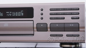 Kenwood DP-5050 CD-Player der Spitzenklasse Titan
