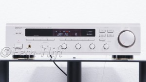 Denon DRA-455 Stereo RDS Receiver champagner