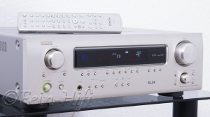 Denon DRA-700AE 2.1 Stereo Receiver hell-champagner