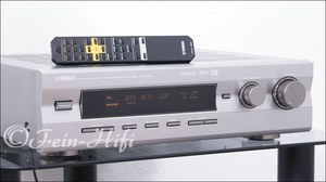 Yamaha DSP-E800 Dolby Digital DTS Prozessor titan