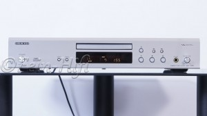 Onkyo DX-7355 CD-Player mit MP3 silber