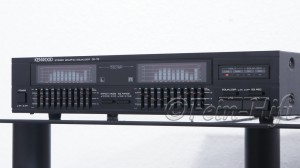 Kenwood GE-76 Stereo HiFi 9-Band Graphic Equalizer