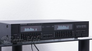 Kenwood GE-77 9-Band Graphic Equalizer