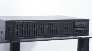 Kenwood GE-55 12-Band Equalizer