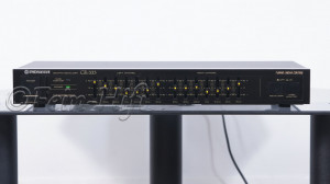 Pioneer GR-333 7-Band Equalizer