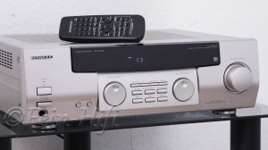 Kenwood KRF-A 4030 Stereo RDS Receiver silber