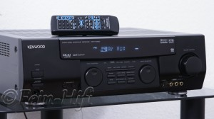 Kenwood KRF-V7050 Dolby Digital DTS AV Receiver