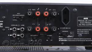 NAD 2100 Stereo Endstufe mit 2x 200 Watt IHF Power