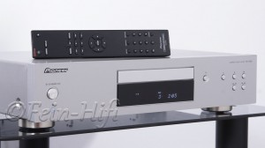 Pioneer PD-10AE CD-Player silber