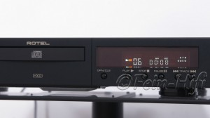Rotel RCD-02 CD-Player