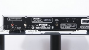 Rotel RCD-06 CD-Player silber