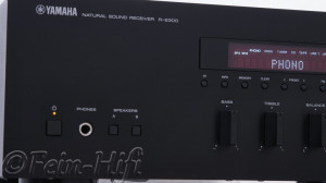 Yamaha R-S300 Stereo 2.1 Receiver