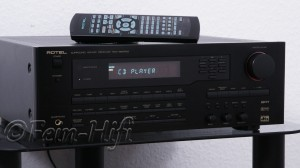 Rotel RSX-965 Highend Dolby Digital DTS AV Receiver