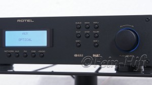 Rotel RT-12 Internet Radio DAB+ Tuner