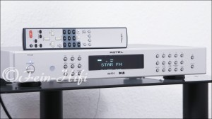 Rotel RT-06 High-End RDS Stereo Tuner silber
