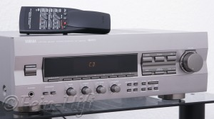 Yamaha RX-396RDS Stereo Receiver titan