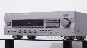 Yamaha RX-496RDS Stereo Receiver in titan