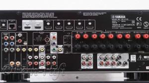 yamaha rx v773 hdmi 4k 7 2 av receiver mit phono lan