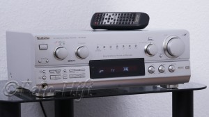 Technics SA-DX940 Dolby Digital DTS Receiver silber