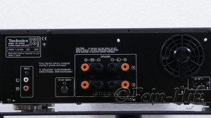 Technics SE-A800S Class-AA Stereo Endstufe